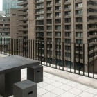 views from the terrace at Barbican
