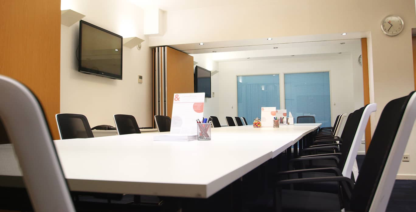 Meeting Rooms St Pauls
