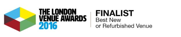 London Venue Awards Finalist - Cheapside