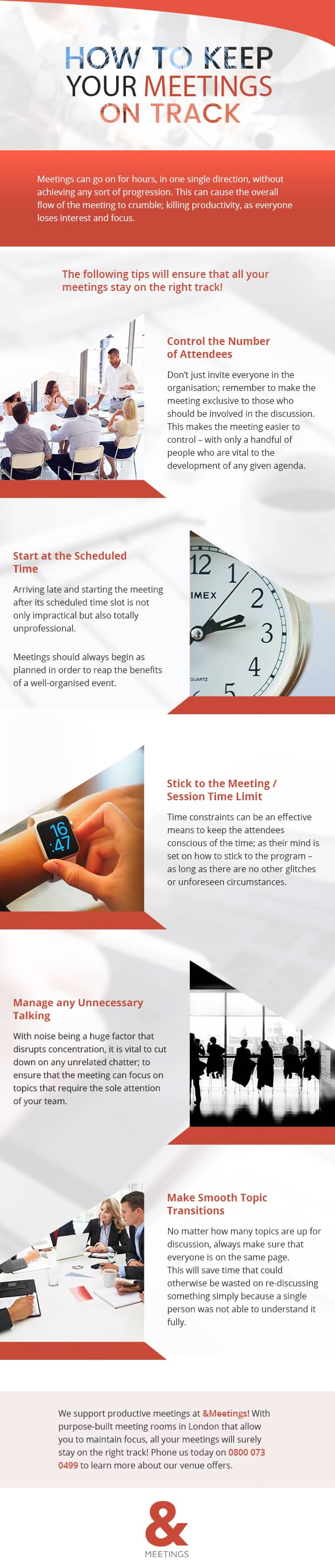 A guide to the top business meeting etiquette