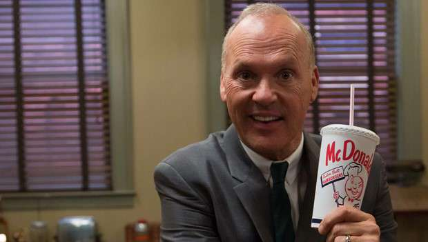 Michael Keaton as The Founder of McDonalds